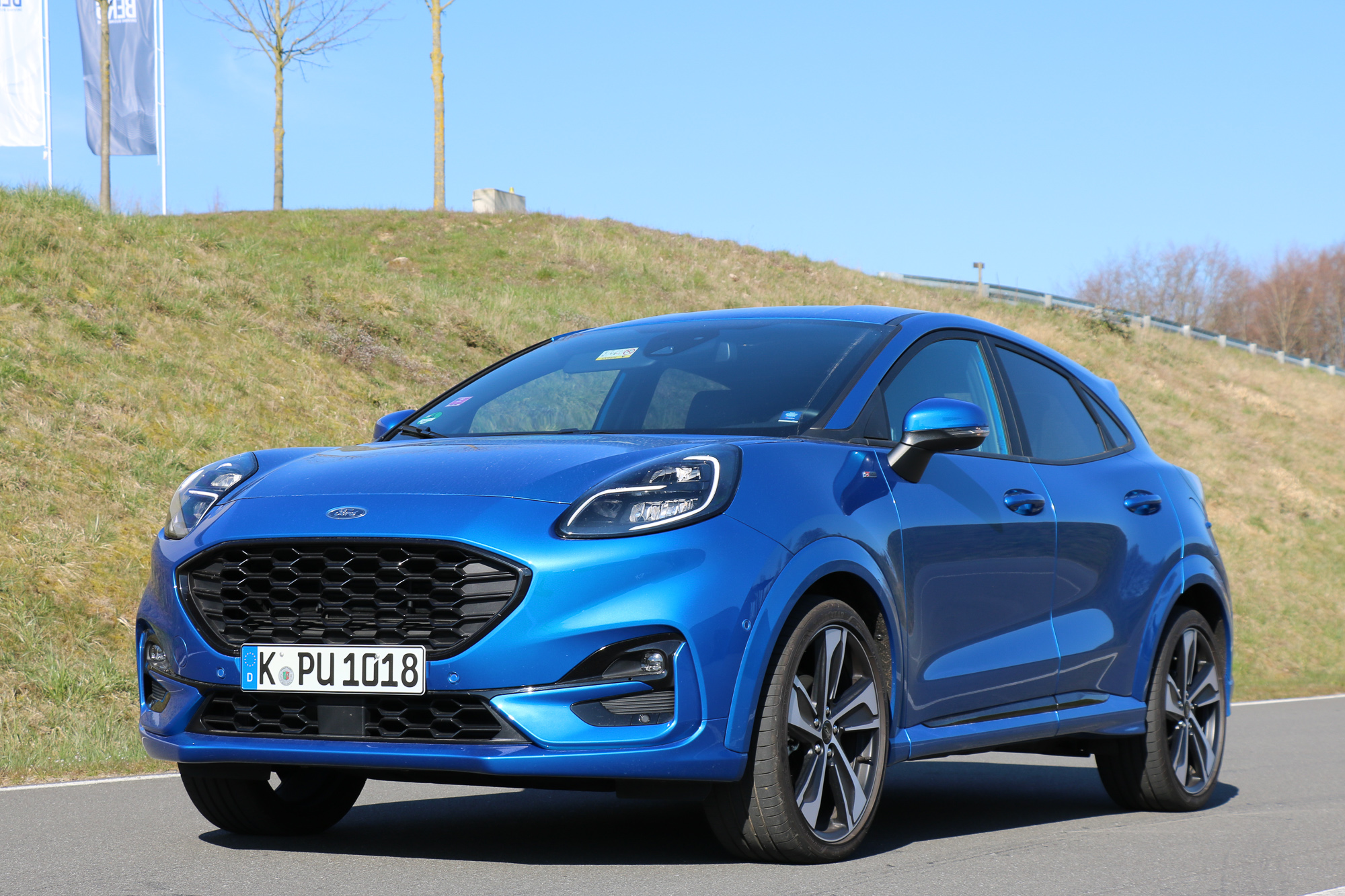 2020 Ford Puma 1.0 EcoBoost Hybrid Video