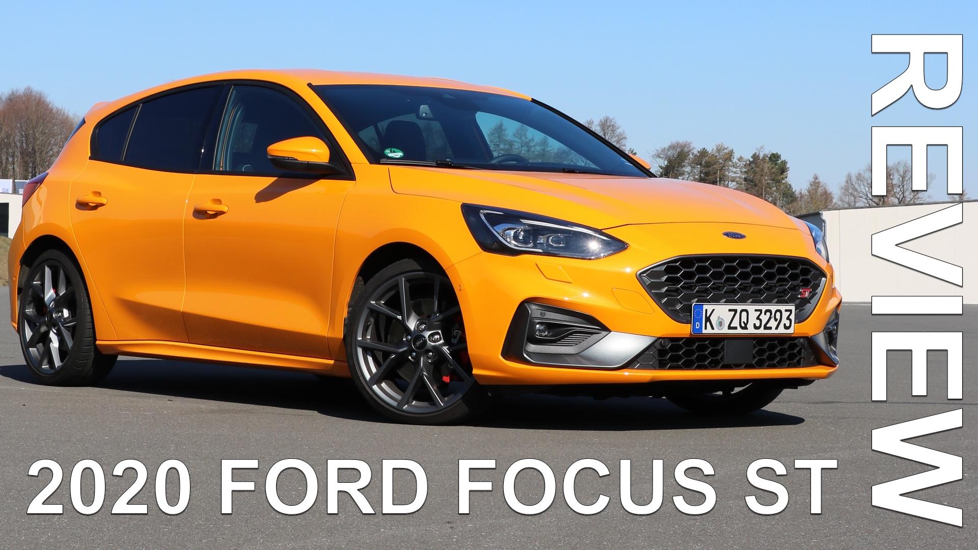 2020 Ford Focus ST Fahrbericht